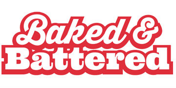 Baked & Battered logo
