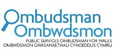 OMBUDSMAN FOR WALES logo