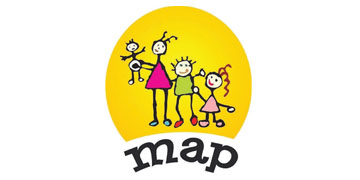 Mid Annandale Playcare (MAP)* logo