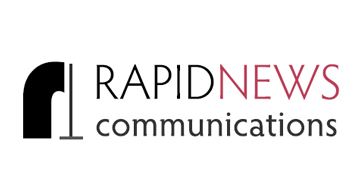 Rapid News Communications* logo