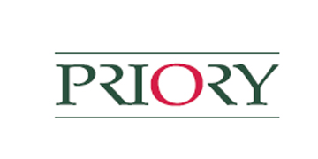 Priory Healthcare* logo
