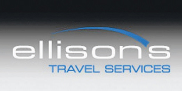 Ellisons Travel Services* logo