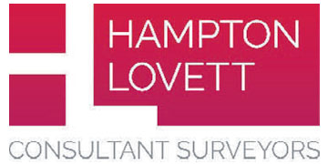 Hampton Lovett Consultant Surveyors* logo