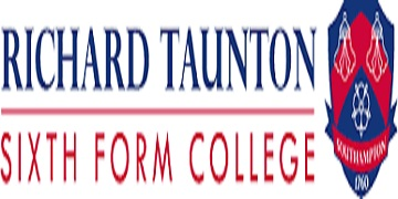 Richard Taunton Sixth Form College logo