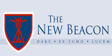 The New Beacon School logo