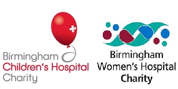 Birmingham Children's Hospital Charity logo