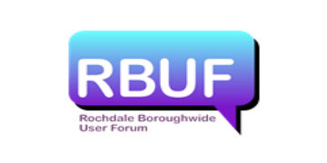 ROCHDALE BOROUGH USER FORUM logo