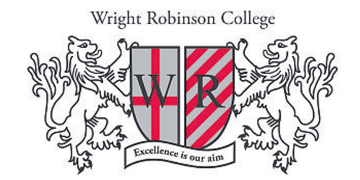 Wright Robinson College* logo