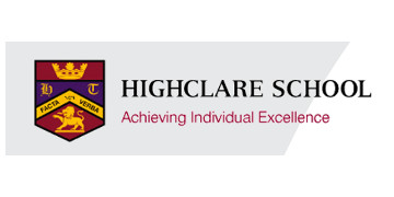 Highclare School (v) logo