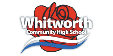 Whitworth Community High School* logo