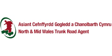 North and Mid Wales Trunk Road Agent* logo