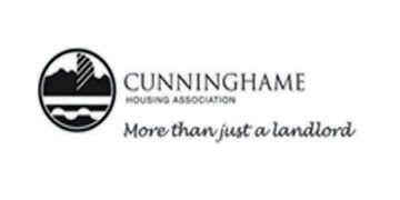 Cunninghame Housing Association logo
