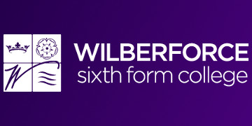 Wilberforce Sixth Form College logo