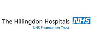 The Hillingdon Hospitals NHS Foundation Trust* logo