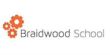 Braidwood School logo