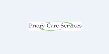 PRIORY CARE SERVICES logo