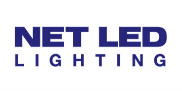 NET LED Lighting logo