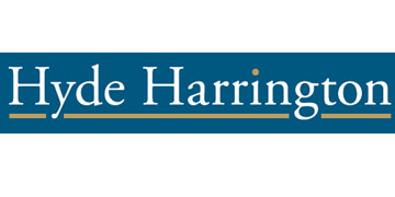 Hyde Harrington* logo