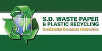 SD Waste Paper* logo