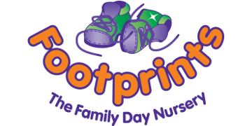Footprints Day Nurseries logo