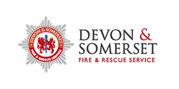 Devon and Somerset Fire and Rescue logo