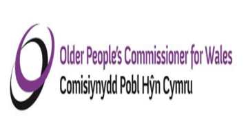 OLDER PEOPLES COMMISSION WALES logo