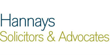 Hannays Solicitors and Advocates logo