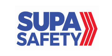 SUPA SAFETY logo