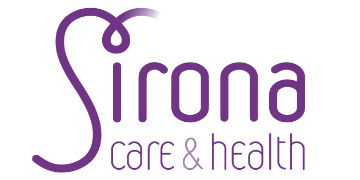 Sirona care & health logo