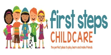 First Steps Childcare logo