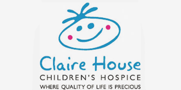 Claire House Children's Hospice* logo