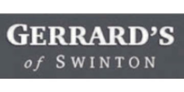 GERRARDS OF SWINTON LTD logo