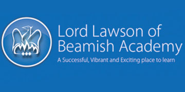 Lord Lawson of Beamish Academy* logo