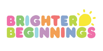 BRIGHTER BEGINNINGS NURSERY logo