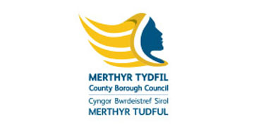 Merthyr Tydfil County Borough Council* logo