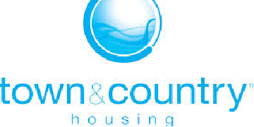 Town and Country Housing logo