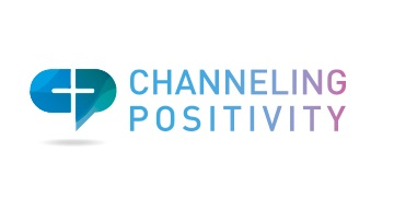 CHANNELING POSITIVITY logo