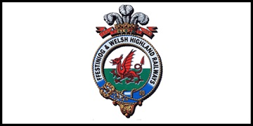 Ffestiniog and Welsh Highland Railways logo