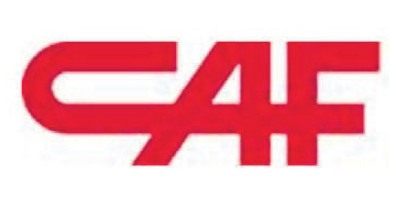CAF Rail UK Ltd* logo
