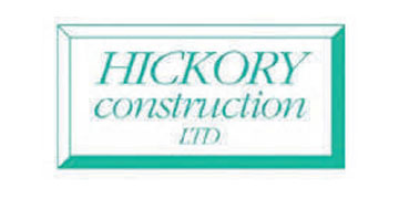 Hickory Construction Ltd* logo