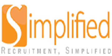 Simplified Recruitment logo
