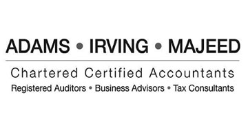 Adams Irving Majeed* logo