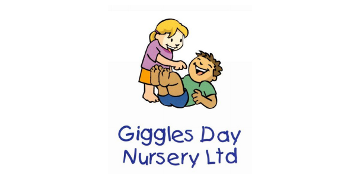 Giggles Day Nursery logo