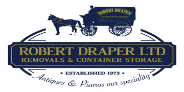 ROBERT DRAPER LTD logo