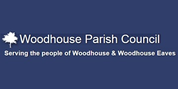 WOODHOUSE PARISH COUNCIL logo