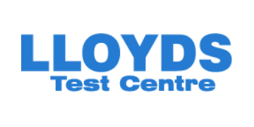 LLOYDS TEST CENTRE logo