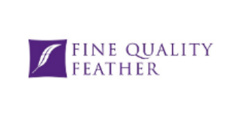 Fine Quality Feather Co logo