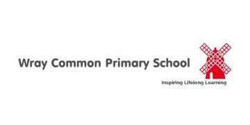 Wray Common Primary School logo