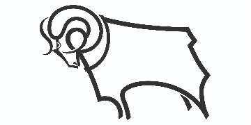 Derby County Football Club logo