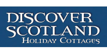 Discover Scotland Holiday Cottages* logo